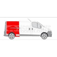 REAR FENDER REPAIR LWB DRIVER SIDE RH (FULL HEIGHT)