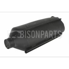 EXHAUST MIDDLE END SILENCER BOX