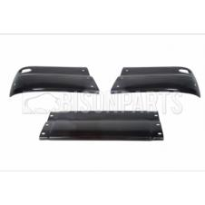 3 PIECE SUNVISOR ONLY