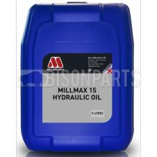 MILLMAX 15 HV HYDRAULIC OIL 5 LITRES