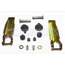 BRAKE PAD AXLE SET FITTING KIT