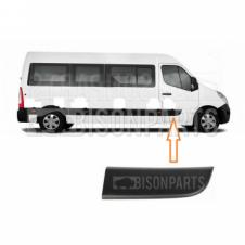 SIDE PROTECTION MOULDING PANEL DRIVER SIDE RH