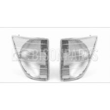 FRONT CLEAR INDICATORS RH & LH (PAIR)