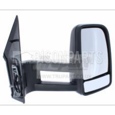 LONG ARM DOOR WING MIRROR HEAD DRIVER SIDE RH