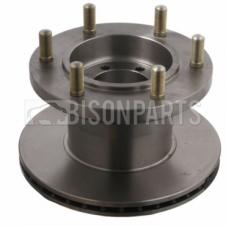 FRONT AXLE BRAKE DISC FITS RH OR LH