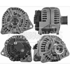 ALTERNATOR ASSEMBLY WITH PULLEY 24V 90AMP