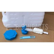 MANUAL PORTABLE HAND WASH / CLEAN WATER TANK (18.5 LITRES)