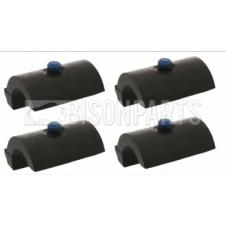 FRONT ANTI ROLL BAR CENTRE LOWER WRAP 35MM BUSHES (PKT 4)