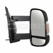 ELECTRIC LONG ARM DOOR WING MIRROR HEAD DRIVER SIDE RH