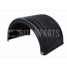 UNIVERSAL MUDGUARD / MUDWING TO SUIT TWIN WHEELS