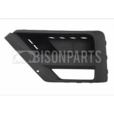 FRONT BUMPER COVER BOTTOM WITH FOG LAMP HOLE PASSENGER SIDE LH