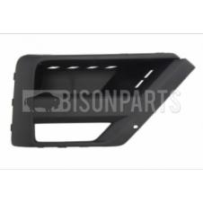 FRONT BUMPER COVER BOTTOM WITH FOG LAMP HOLE DRIVER SIDE RH