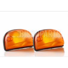 AMBER SIDE REPEATER LAMP FITS RH & LH (PAIR)