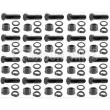 WHEEL STUD ASSEMBLY FITS RH OR LH (PKT 20)