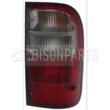 PICKUP REAR COMBINATION LAMP WITH BULBS & BULB HOLDER DRIVER SIDE RH