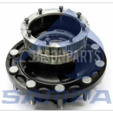 COMPLETE WHEEL HUB ASSEMBLY FITS RH OR LH