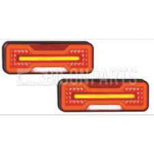 LED REAR COMBIANTION LAMPS RH & LH (PAIR)
