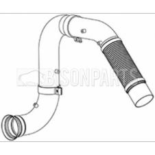 EXHAUST FRONT PIPE & FLEXI