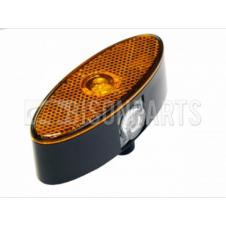 LED AMBER SIDE MARKER LAMP PASSENGER SIDE LH