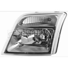HEADLIGHT ASSEMBLY PASSENGER SIDE LH