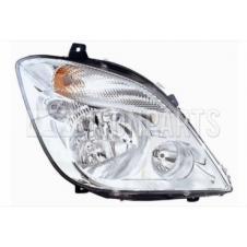 HEADLAMP & FOG LAMP ASSEMBLY DRIVER SIDE RH