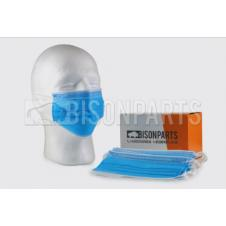 DISPOSABLE SURGICAL FACE MASKS (PKT 25)