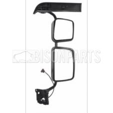 SHORT ARM MANUAL MIRROR & ARM ASSEMBLY DRIVER SIDE RH