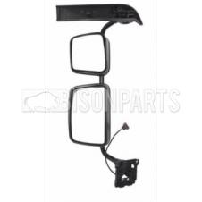 MEDIUM ARM MANUAL MIRROR & ARM ASSEMBLY PASSENGER SIDE LH