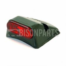 RED ROOF MARKER LAMP
