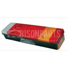 REAR COMBINATION LAMP WITH NUMBER PLATE LAMP DRIVER SIDE RH
