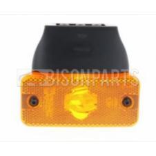 AMBER SIDE MARKER LAMP FITS RH OR LH