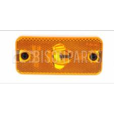 AMBER SIDE MARKER LAMP FITS RH OR LH