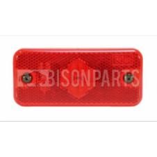 LED RED REAR MARKER LAMP FITS RH OR LH