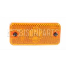 LED AMBER REAR MARKER LAMP FITS RH OR LH