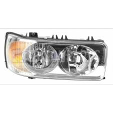 ELECTRIC HEADLAMP & INDICATOR ASSEMBLY DRIVER SIDE RH