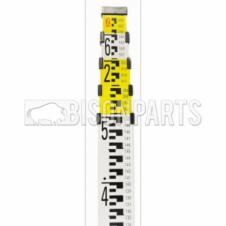 5 METRE RETRACTABLE MEASURING HEIGHT INDICATOR