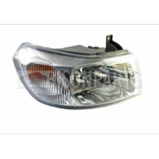 ELECTRIC HEADLAMP ASSEMBLY DRIVER SIDE RH