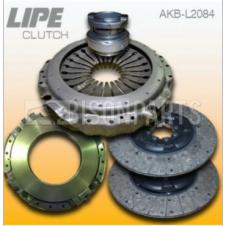 5 PIECE CLUTCH ASSEMBLY 400MM