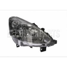ELECTRIC HEADLAMP WITH MOTOR DRIVER SIDE RH