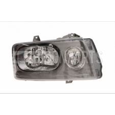 ELECTRIC HEADLAMP WITHOUT MOTOR DRIVER SIDE RH