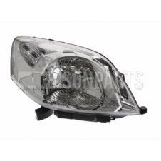 ELECTRIC HEADLAMP ASSEMBLY WITH MOTOR DRIVER SIDE RH