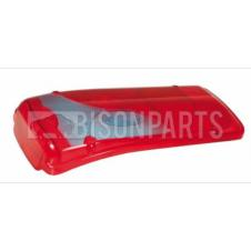 REAR COMBINATION LAMP LENS ONLY PASSENGER SIDE LH
