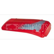 REAR COMBINATION LAMP LENS ONLY DRIVER SIDE RH