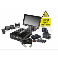 FORS COMPLIANT KIT WITH DVR & SD CARD