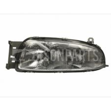 ELECTRIC / MANUAL HEADLAMP ASSEMBLY WITHOUT MOTOR DRIVER SIDE RH