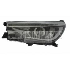 ELECTRIC HEADLAMP ASSEMBLY WITHOUT MOTOR PASSENGER SIDE LH