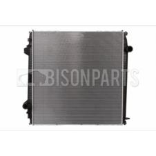 RADIATOR ASSEMBLY WITHOUT FRAME
