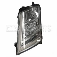 MANUAL HEADLAMP ASSEMBLY PASSENGER SIDE LH