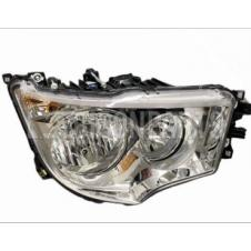 ELECTRIC HEADLAMP ASSEMBLY WITH DTRL PASSENGER SIDE LH