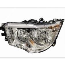 ELECTRIC HEADLAMP ASSEMBLY WITH DTRL DRIVER SIDE RH